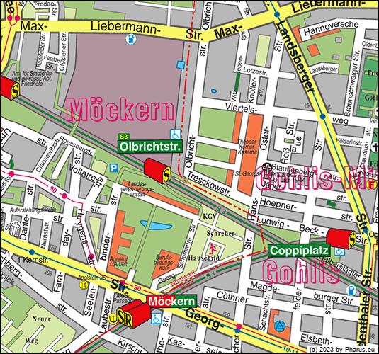 Tresckowstraße